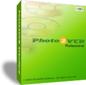 Photo2VCD Professional